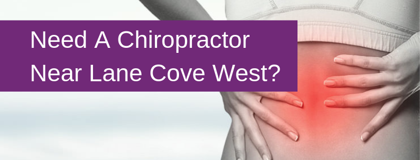 Chiropractor Lane Cove West Banner